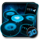 Fidget Spinner Space 3D Theme 2.0.10
