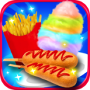 Street Food Maker - French Fries & Corn Dogs FREE 1.0