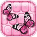 Pink Butterfly Keyboard 3.0.3
