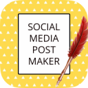 Post Maker - Graphics Design For Social Media Post 10.0
