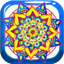 Mandala Coloring Book Pages 1.0
