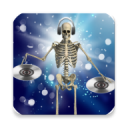 DJ Music for dancing skeleton 2.1