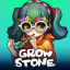 Grow Stone Online : 2d pixel MMORPG, RPG game 1.409