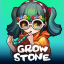 Grow Stone Online : 2d pixel MMORPG, RPG game 1.420