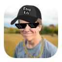 Thug life photo sticker maker 4.4.40