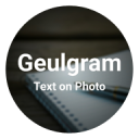 Geulgram - Text on Photo, quote maker 2.8.1