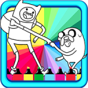 Adventure Coloring Time 1.0.0
