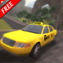 3D Taxi Driver - Hill Station 2.3
