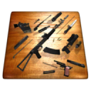 Weapon stripping 3D 37.220