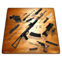Weapon stripping 3D 40.234