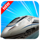 Impossible Indian Train Driving Game Sky City Sim 1.7