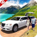 Limousine Taxi Driving Game 1.7
