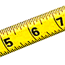 Prime Ruler - length measurement by camera, screen 5.3.12