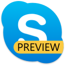 Skype Preview 8.30.76.22