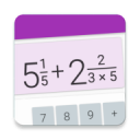 Fraction calculator with solution for free 2.0.1
