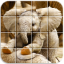 Tile Puzzle Baby Animals 1.19