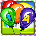Balloon Pop Kids Learning Game Free for babies  4.0