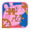 Peppa Puzzle For Kids-Pink Pig 1.0.4